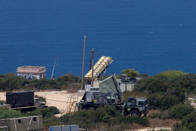 To Ισραήλ κατέρριψε μη επανδρωμένο αεροσκάφος στα υψίπεδα του Γκολάν | tovima.gr