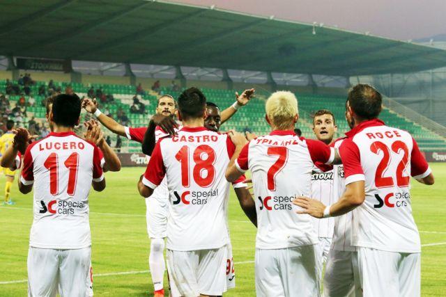 Κύπελλο Ελλάδος: Η Ξάνθη νίκησε 2-0 τον άστοχο Παναιτωλικό | tovima.gr