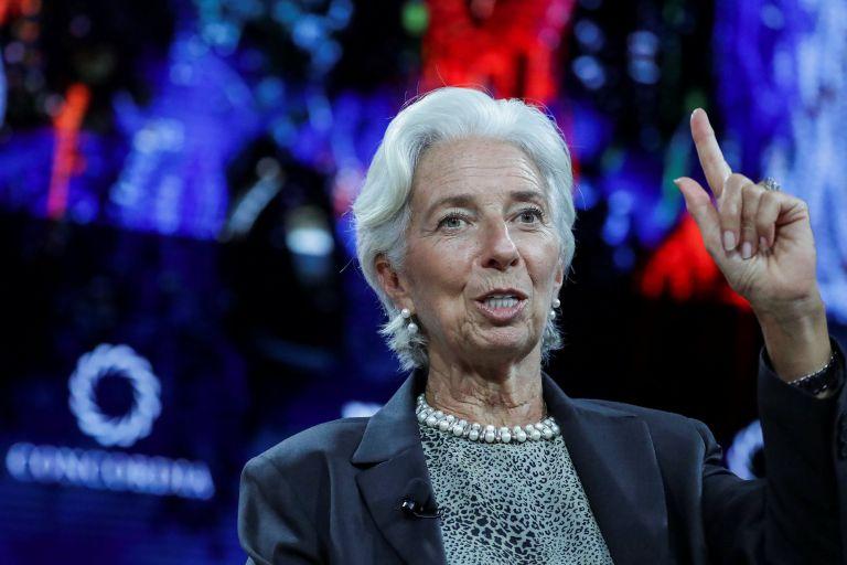Λαγκάρντ: Πιο αισιόδοξο το ΔΝΤ για την παγκόσμια ανάπτυξη   tovima.gr
