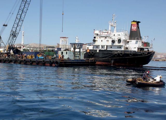 Την Πέμπτη το νέο πλοίο για την απάντληση καυσίμων του «Αγια Ζώνη»   tovima.gr