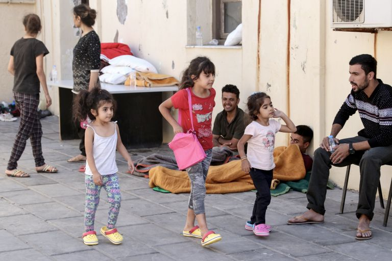 Μπασκόζος: Η Ελλάδα άντεξε το προσφυγικό και παρέμεινε ασφαλής υγειονομικά   tovima.gr