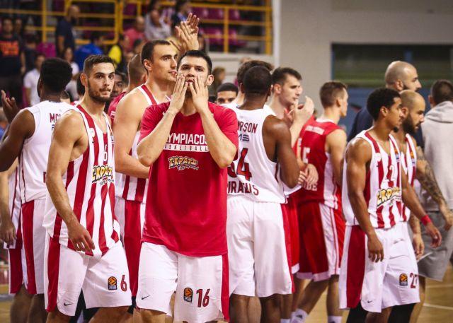Μπάσκετ: Με άμυνα και Μιλουτίνοφ ο Ολυμπιακός | tovima.gr