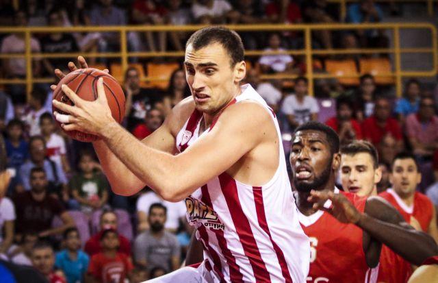 Μπάσκετ: Χωρίς Μιτουτίνοφ και Αγραβάνη κόντρα στη Μπάμπεργκ ο Ολυμπιακός | tovima.gr