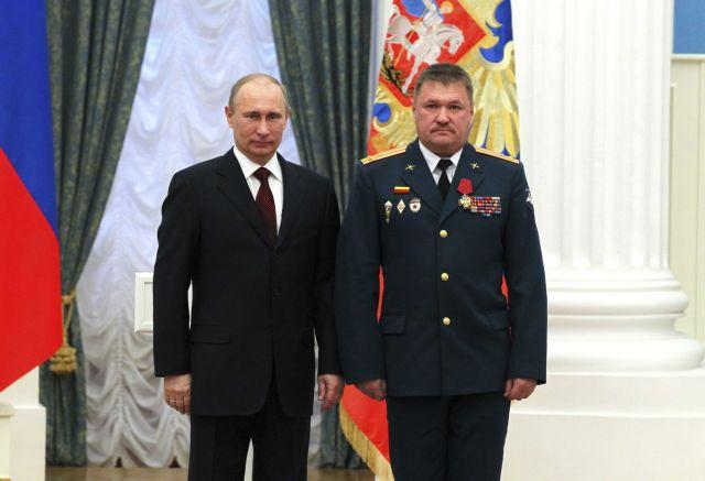 Νεκρός ρώσος στρατηγός σε βομβαρδισμό του ISIS στη Συρία | tovima.gr