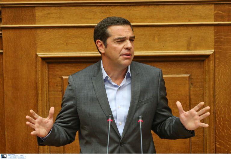 Τσίπρας: Πράξη πολιτικής γενναιότητας η ψήφιση του νομοσχεδίου για την ταυτότητα φύλου | tovima.gr