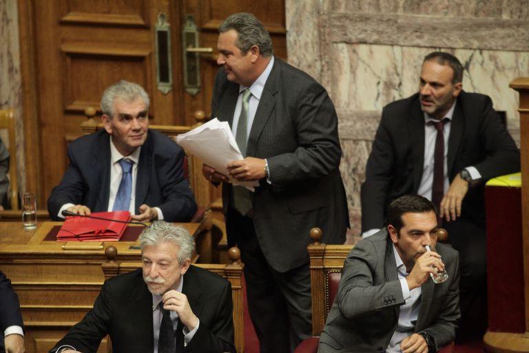ΣΥΡΙΖΑ: Μουδιασμένοι βουλευτές για τον Π. Καμμένο | tovima.gr