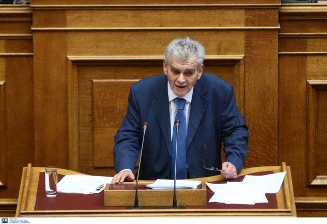 Παπαγγελόπουλος: Φασίζουσα νοοτροπία οι απειλές κατά δικαστών και κυβέρνησης | tovima.gr
