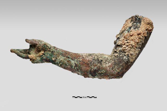 Σημαντικά ευρήματα από την υποβρύχια ανασκαφή στο Ναυάγιο των Αντικυθήρων | tovima.gr