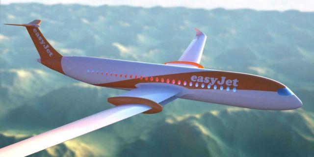 Η easyJet θα μεταφέρει με… ρεύμα 220 επιβάτες   tovima.gr