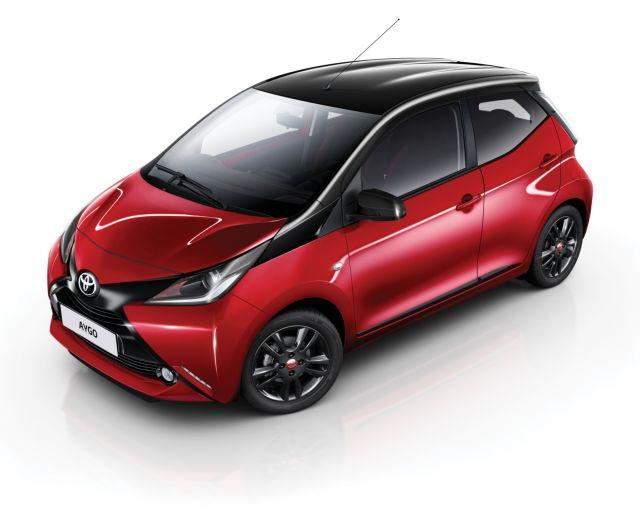 Toyota Aygo: Generation next   tovima.gr