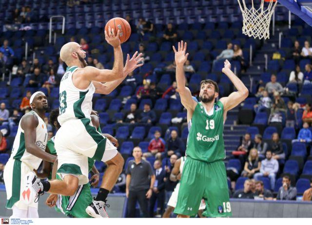 Μπάσκετ: Κατάφερε να χάσει ο ΠΑΟ από την Νταρουσάφακα | tovima.gr