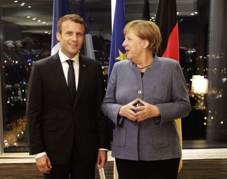 Μέρκελ: Eυρεία συναίνεση Γερμανίας – Γαλλίας για τις αλλαγές στην Ευρώπη | tovima.gr