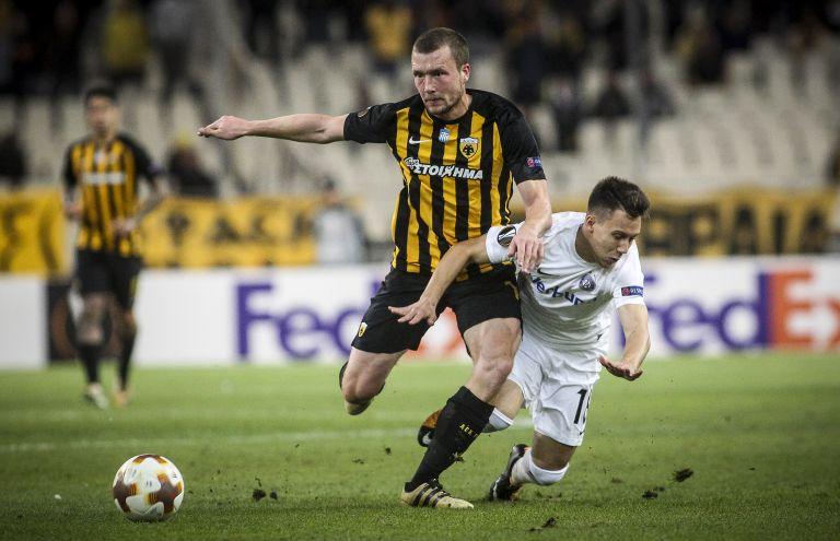 Αποχαιρέτησε την ΑΕΚ ο Γιόχανσον | tovima.gr