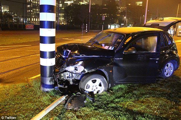 Τραυματίστηκε ο Αγουέρο σε τροχαίο στο Αμστερνταμ | tovima.gr