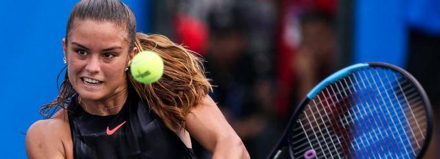 Τένις: Η Σάκκαρη αποκλείστηκε από τον τελικό του Wuhan Open | tovima.gr