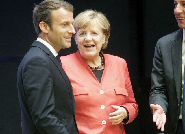 Βελγικά ΜΜΕ: Θετική απάντηση Μέρκελ σε Μακρόν μετά την αποδυνάμωσή της | tovima.gr
