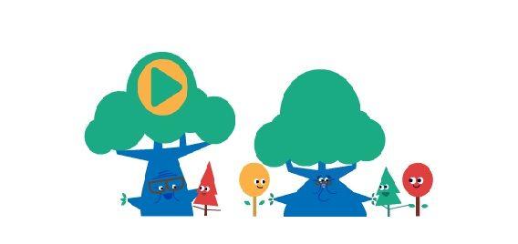 Google doodle: Ημέρα αφιερωμένη στον παππού και την γιαγιά | tovima.gr