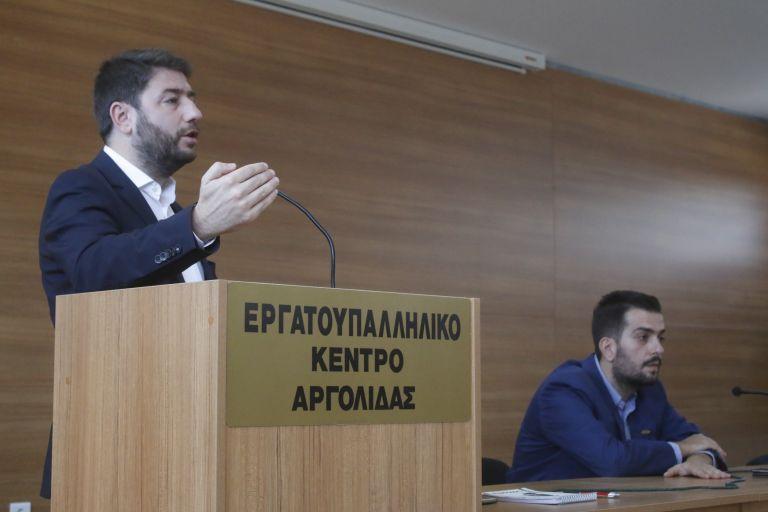 Ανδρουλάκης: Να αλλάξει η απλή αναλογική που ψήφισε ο ΣΥΡΙΖΑ | tovima.gr