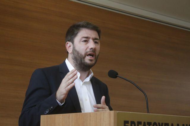 Ανδρουλάκης: Η κοινωνία θέλει αλλαγή σελίδας | tovima.gr