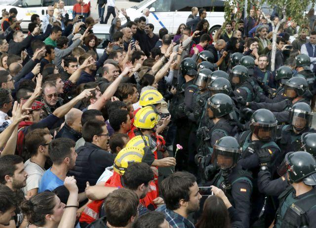 Ο γερμανικός τύπος για τη «Ματωμένη Κυριακή στη Βαρκελώνη» | tovima.gr