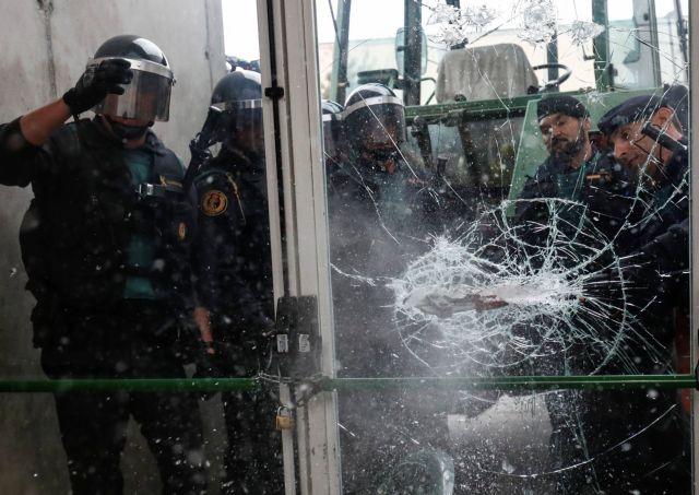 Ισπανία: Απέρριψε το αίτημα για διεξαγωγή έρευνας για την αστυνομία | tovima.gr