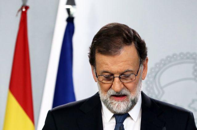 Ο Ραχόι ζητάει συνεργασία με κόμματα για την Καταλωνία | tovima.gr