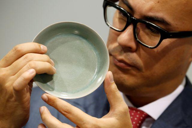 Πουλήθηκε αντί 25 εκατ. ευρώ σκεύος της δυναστείας Τσινγκ | tovima.gr