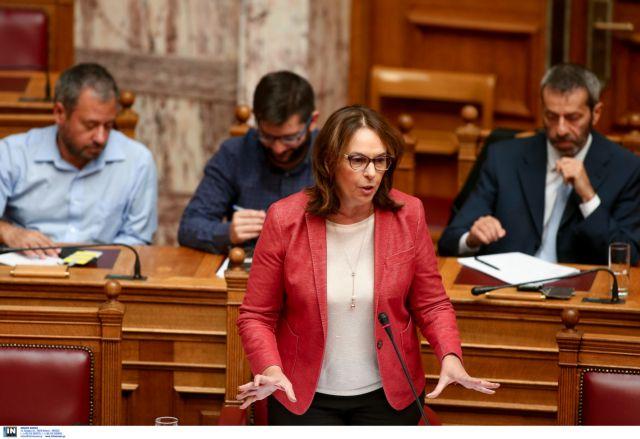 Παπανάτσιου: Καταστροφολογία τα περί υστέρησης εσόδων €2,9 δισ. | tovima.gr