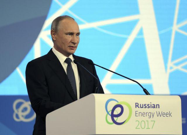 Πούτιν: Πιθανή η παράταση της συμφωνίας με ΟΠΕΚ για την παραγωγή πετρελαίου   tovima.gr