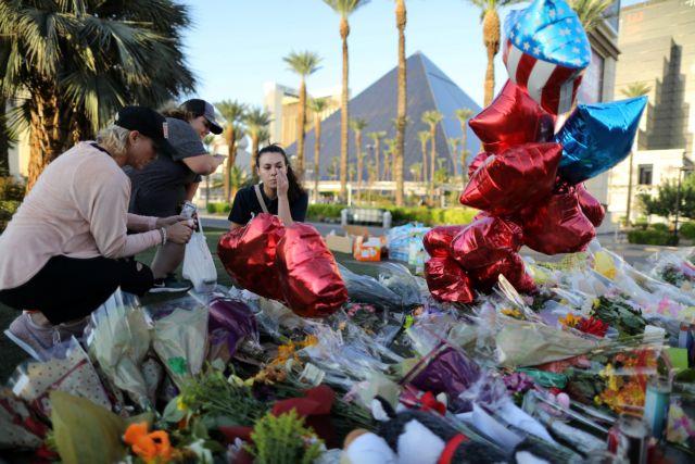 Λας Βέγκας: Η επίθεση δεν σχετίζεται με τρομοκρατία, σύμφωνα με το Κονγκρέσο | tovima.gr