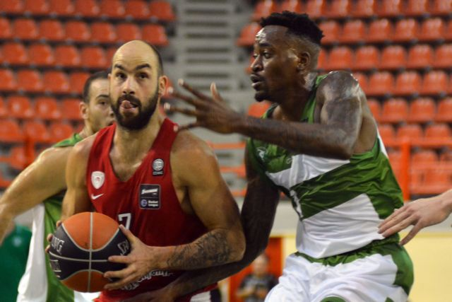 Κύπελλο μπάσκετ: Εύκολη πρόκριση του Ολυμπιακού στα ημιτελικά | tovima.gr