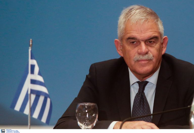 Τόσκας για Ρουβίκωνα: Έπρεπε να συλληφθούν για το υπ. Αμυνας | tovima.gr