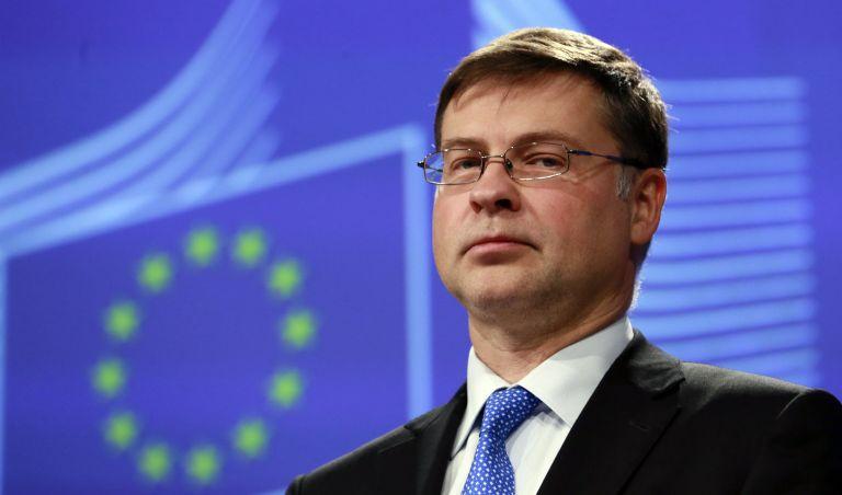 Ντομπρόβσκις: Απολύτως εφικτή η τεχνική συμφωνία έως 4 Δεκεμβρίου | tovima.gr