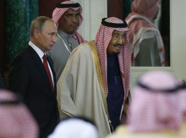 Συμφωνία Ρωσίας – Σαουδικής Αραβίας για την αγορά S-400 | tovima.gr