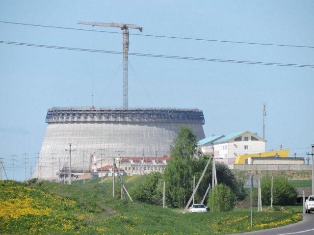Οι Λευκορώσοι χτίζουν νέο πυρηνικό εργοστάσιο, οι Λιθουανοί ανησυχούν | tovima.gr