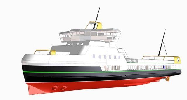 Κατασκευάζεται ηλεκτρικό πλοίο στο πλαίσιο του προγράμματος e-ferry | tovima.gr