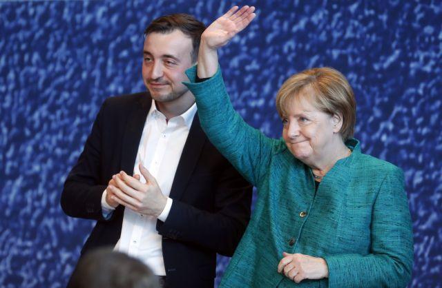 Γερμανία: Συμφωνία CDU-CSU για το προσφυγικό   tovima.gr