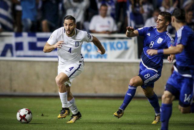 Εθνική Ομάδα: Χάνει το πρώτο ματς με την Κροατία ο Μανωλάς | tovima.gr