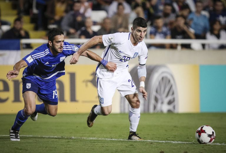 Η Ελλάδα νίκησε στην Κύπρο με 2-1 και ελπίζει για τα μπαράζ   tovima.gr