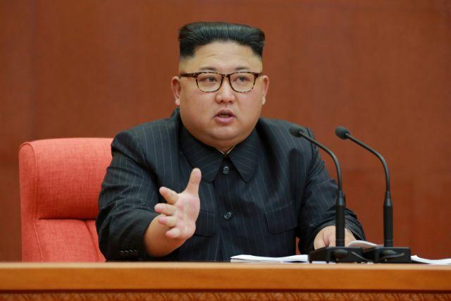 Εκτόξευση πυραύλου από τη Βόρεια Κορέα   tovima.gr