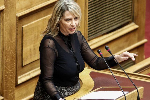 Κ. Παπακώστα: Η ΝΔ κάποτε λειτουργούσε με κανόνες | tovima.gr