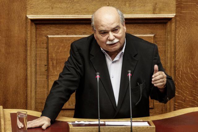 Βούτσης: Ακατανόητη και προκλητική η ανακοίνωση της ΝΔ εις βάρος μου | tovima.gr