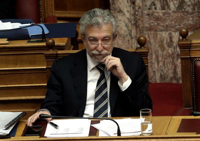 Κοντονής: Ισονομία χωρίς εξαιρέσεις με το «πόθεν έσχες»   tovima.gr