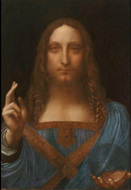 O «Σωτήρας του Κόσμου» του ντα Βίντσι πωλείται από τον οίκο Christie's | tovima.gr