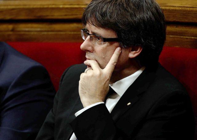 Καταλωνία: Περίοδο δύο μηνών για διαπραγματεύσεις ζητά ο Πουτζντεμόν | tovima.gr