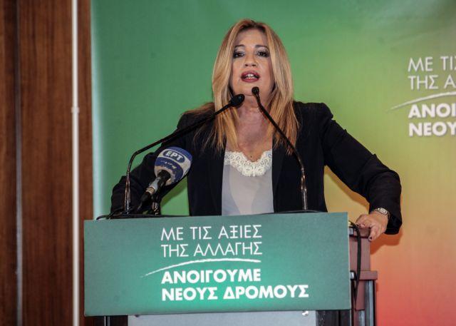 «Πυρά» Φώφης κατά κυβέρνησης για τις περικοπές σε επιδόματα | tovima.gr