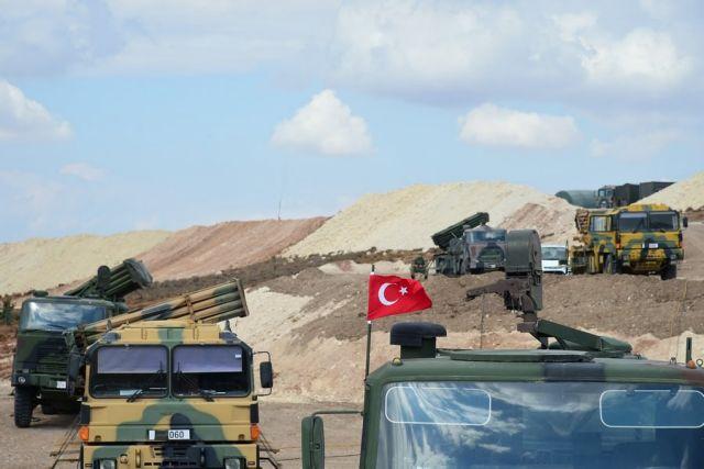 Συρία: Οι Κούρδοι στόχος των τουρκικών δυνάμεων στο Ιντλίμπ   tovima.gr
