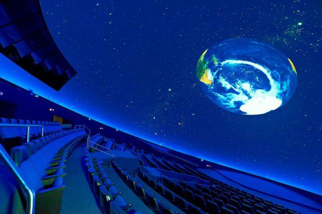 Νέο προηγμένο προβολικό σύστημα στο Πλανητάριο | tovima.gr