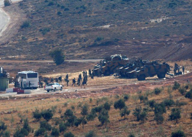 Συμφωνία για αποχώρηση των αμάχων από τη Ράκα | tovima.gr