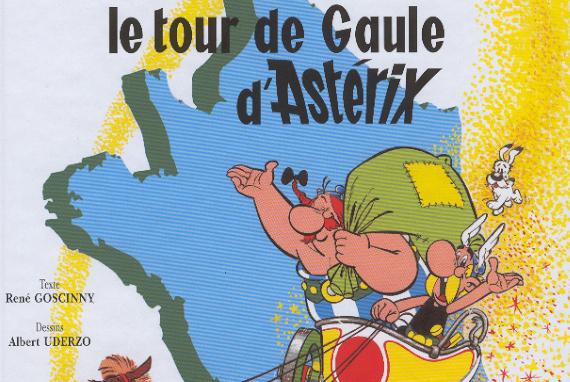 Αστερίξ: Το εξώφυλλο του Γύρου της Γαλατίας πουλήθηκε έναντι 1,4 εκατ. ευρώ | tovima.gr